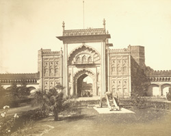 Hamid Gate - Fort [Rampur]